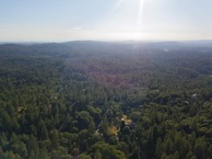 #11: View West, from 120m above the point