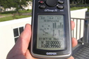 #3: GPS receiver at the confluence point.