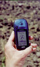#3: Jody's gps on the confluence.
