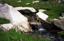 #7: A stream feeding Hidden Lake