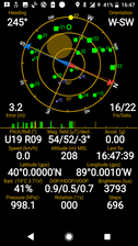 #5: GPS screenshot.