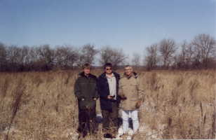 #1: Justin, Jim and Tom at 38N 95W