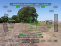 #9: iPad view west using Theodolite - lots of useful data is superimposed.