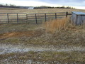 #9: Gate between farm lane and 37N 86W to the east