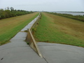 #8: Looking east towards 30-90 from atop the levee, about a kilometer away.