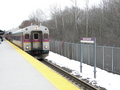 #8: Commuter train to Boston