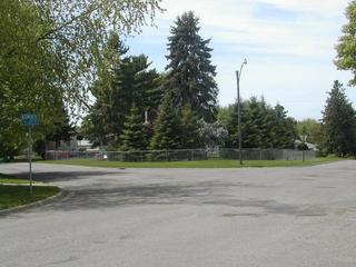 #1: Picture of the lot containing the point