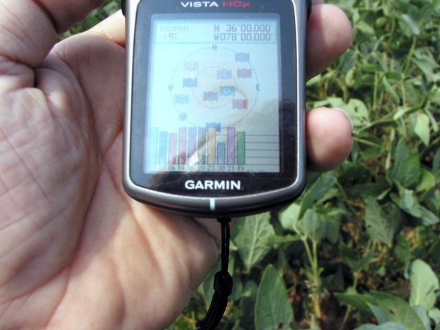 GPS AT CONFLUENCE