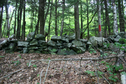 #5: Low stone wall near 44N 072W