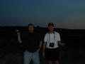 #3: Me and Earl at the confluence site