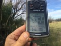#2: GPS receiver at confluence point of 35 North 106 West.