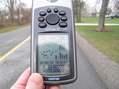 #3: GPS receiver at the confluence of 43 North 78 West.