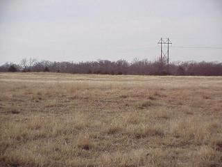 #1: Confluence site in southern Oklahoma USA, looking west.