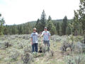 #5: Wil and Gil standing on confluence