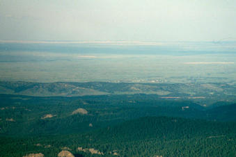 #1: The confluence from Harney Peak