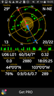 #6: GPS App on Phone screen capture