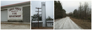 #6: Three Forks & State Highway 101 in north Mississippi