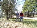 #2: Greg and Mark at the confluence point