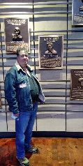 #11: Me at Country Music Hall of Fame and Museum in Nashville
