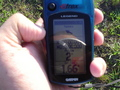 #5: GPS Display (not good because of the sunlight)