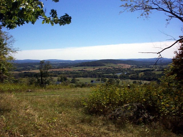A Panorama in the Appalachians
