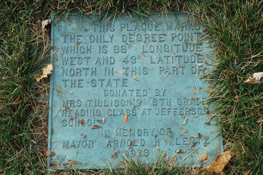 Ground Plaque