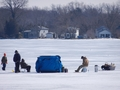 #10: Ice fishing activity