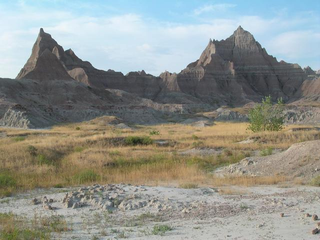 Badlands National Park, view #1