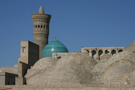 #7: Bukhara - World Heritage
