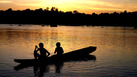#9: Sunset on the river Caura