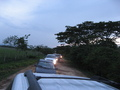 #9: La caravana de regreso I. Team on the way back
