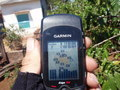 #6: GPS display at Confluence Pleiku Vietnam