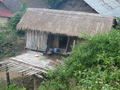 #10: The outside view of the place in Nam He where we spent the night.