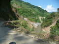 #3: Getting motorcycle rides for 30km up the remote canyon.